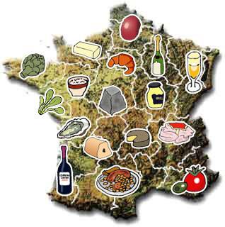 La grande cuisine cuisine rgionale - Cuisine francaise par region ...